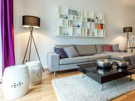 Einziehen – wohlfühlen I Schöne 2-Zimmerwohnung mit EBK und Wannenbad