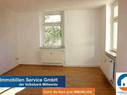 Wohnen im Grünen - schöne ruhige 3-Zimmer-Wohnung