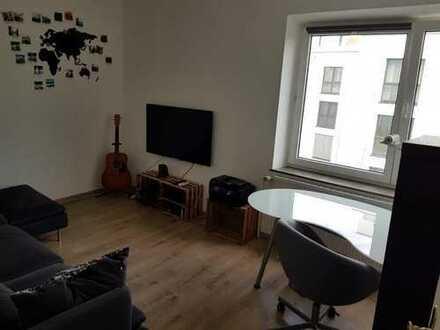 Nachmieter für Zwei-Zimmer-Wohnung (56 qm, WG-geeignet) in Innenstadtnähe gesucht