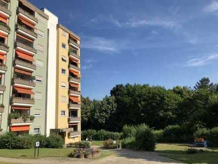 Vier Zimmer Wohnung mit herrlicher Aussicht in Stuttgart- Neugereut