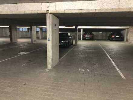 Tiefgaragenstellplatz Nähe Kaiserplatz unterzuvermieten