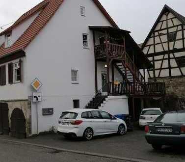 Freundliche 3-Zimmer-Maisonette-Wohnung in Brackenheim