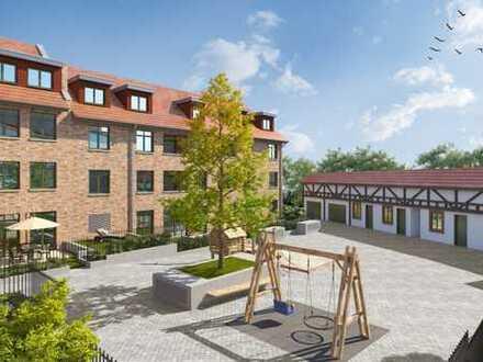 3-Zimmer-Dachgeschosswohnung in einem der liebenswertesten Orte Frankfurts