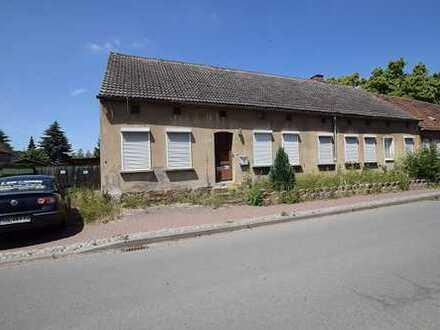 RESERVIERT! große Doppelhaushälfte zum Fertigstellen mit neuem Kaufpreis
