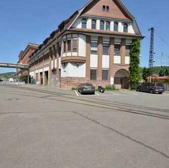 Renovierte Büroflächen im Industriepark Weinheim