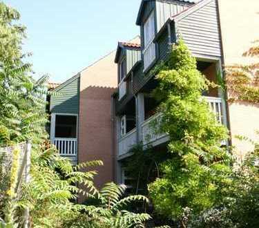 Schöne 3-Zimmerwohnung mit Balkon und Blick ins Grüne
