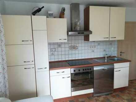 Modernisierte 3-Zimmer-Wohnung mit Balkon und Einbauküche in Herborn