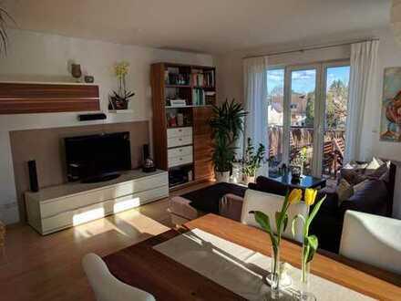 Schöne drei Zimmer Wohnung in München-Moosach, Nähe U3/S1