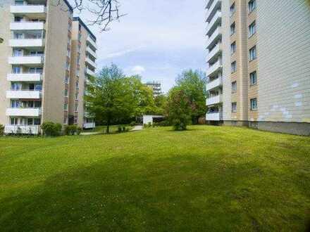 Vermietete 2 Zimmer Eigentumswohnung mit Balkon als Kapitalanlage