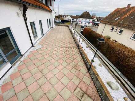 Wohnfläche Zentrum Königsbrunn ca. 300 qm mit Baugenehmigung in 7 Appartements
