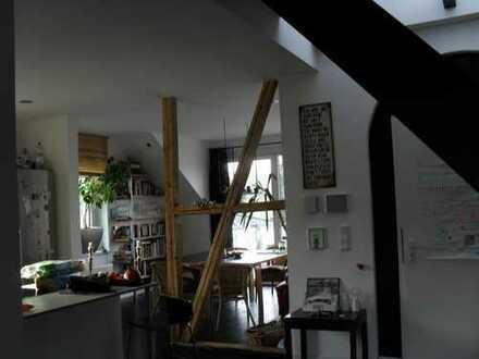 Moderne Maisonette-Wohnung mit großer Terrasse als Kapitalanlage