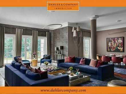 Luxus-Anwesen der Extraklasse am Messelpark
