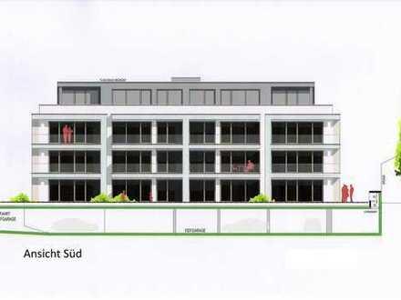 Neubauvorhaben: Wohn- und Geschäftshaus im Zentrum von Bad Krozingen