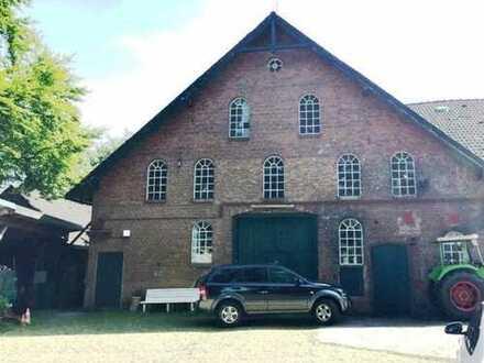 Außergewöhnliches Anwesen in bester Lage von Hamburg ( Sülldorf ) mit 2 ha. Land optional