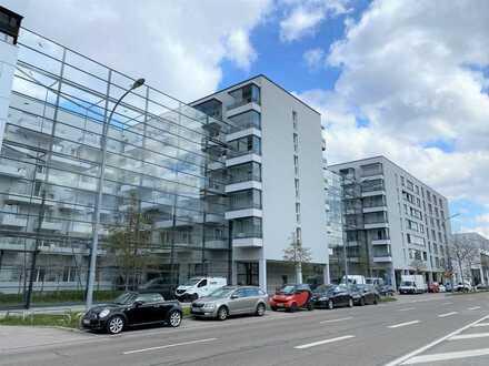 Zentrale, möblierte Studenten Wohnung mit Loggia in München - Laim zu vermieten
