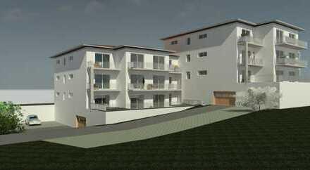 Exclusive, barrierefreie 2-Zimmer-Singlewohnung mit großem Balkon
