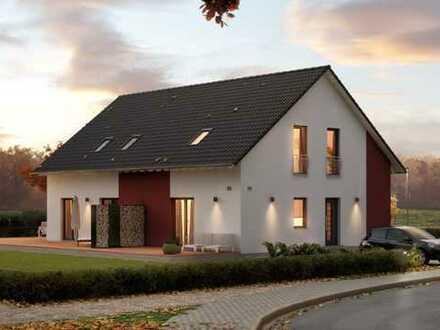 Mehrgenerationenhaus - mit Einliegerwohnung ca. 70 m² und 2-fach Förderung durch KfW