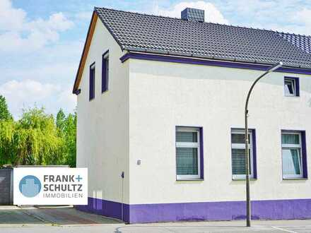 Entspanntes Familien-Wohnen: modernisiertes Einfamilienhaus in zentrumsnaher Lage
