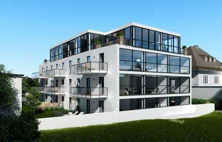 Neubau: Exkl. 3-Zi-ETW mit Balkon direkt an der Donau (WE8)