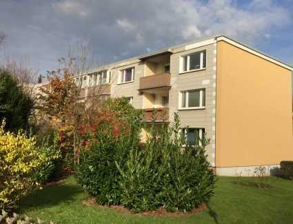 2 Zimmer-Eigentumswohnung mit Balkon