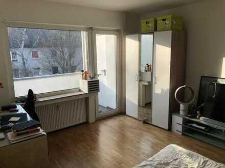 Schöne 1-Zimmer Wohnung in Ratingen mit Balkon
