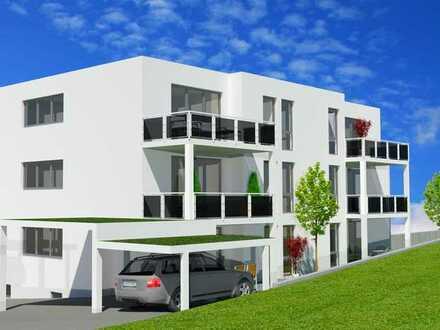NEUBAU 4,5 Zimmer Obergeschosswohnung in Bonlanden