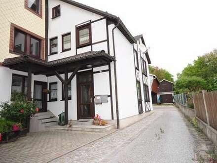 4-Zimmerwohnung in Form eines Einfamilienhauses!