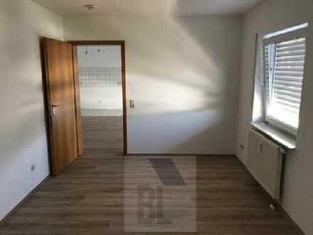 Schnuckelige 2 Zimmer Wohnung.