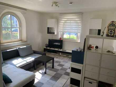 Gepflegte 1-Zimmer-Wohnung mit Einbauküche in Würzburg (Kreis)
