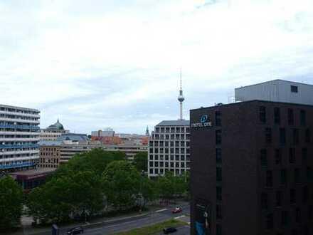 ++ 4-Zimmerwohnung mit 2 Balkonen und Weitblick im Herzen der Hauptstadt ++
