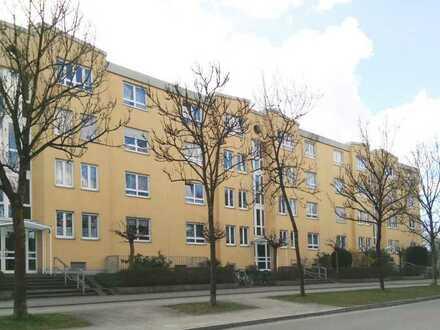 Brück Immobilien - TOP Kapitalanlage - oberstes Stockwerk Schöne 2 Zi.-ETW mit Süd-Loggia