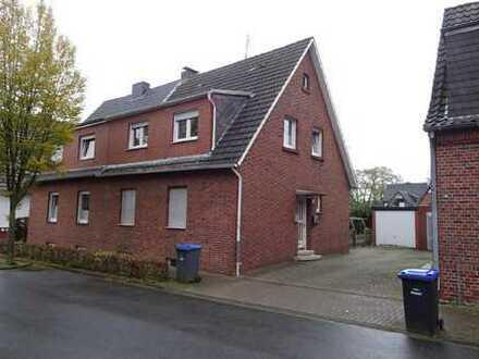 Vermietete Doppelhaushälfte in Stadtlohn zu verkaufen!
