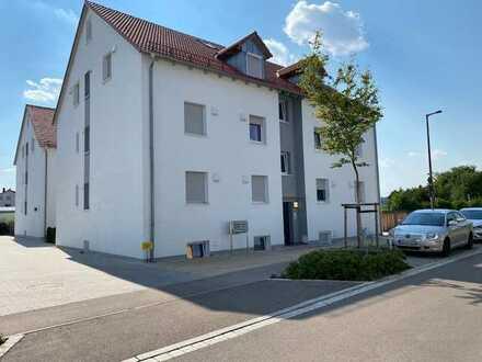 Neuwertige 3-Zimmer-Wohnung mit Balkon in Schwandorf