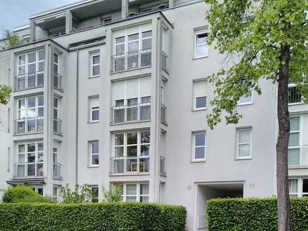 Kapitalanlage: Schöne 1-Zimmer Wohnung in Freiburg mit Tiefgarage