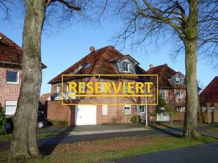 RESERVIERT! - Eigene Etage im 3-Familienhaus! Wohnung mit 3 Zimmern in Borken!