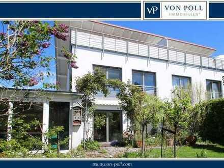 Modernes Wohnen: Exklusive Doppelhaushälfte in Penzberg
