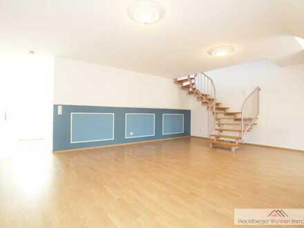 Top moderne Maisonette-Wohnung, 89qm im Stadtzentrum von Wiesloch zu verkaufen.