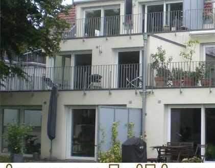 Moderne Maisonettewohnung mit großer Terrasse