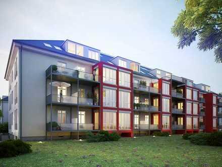 Erdgeschoss bevorzugt? Moderne 3ZKB mit Balkon in guter Wohnlage, Neubau 2014