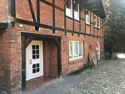 Wohnen auf historischem Innenhof mitten im Zentrum von Bleckede