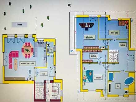 Exklusiv modernes, freistehendes Einfamilienhaus in Wörth OT Schaidt von Privat zu vermieten!