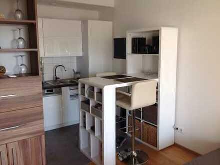 Stilvolle 2-Zimmer-Wohnung mit Balkon und Einbauküche in Heidelberg