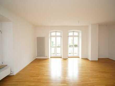 Ruhige 2-Zimmer EG-Wohnung am Michelsberg mit Balkon
