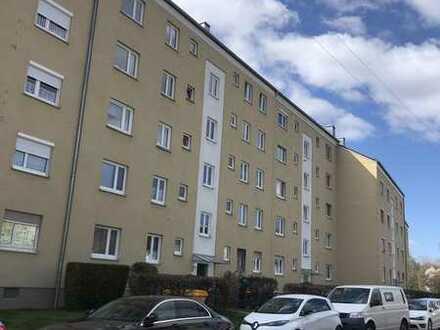 Gut geschnittene 2-Zimmer-Wohnung mit Balkon