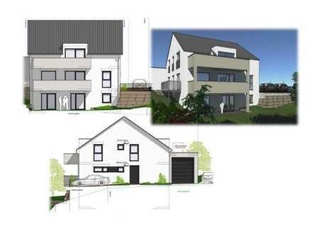 Erstbezug mit Terrasse: ansprechende 2-Zimmer-Wohnung in Ostelsheim