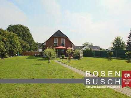 Einfamilienhaus mit großem Grundstück in familienfreundlicher Lage