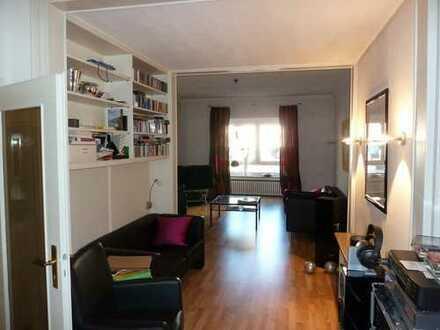 Großzügige 4-Zimmer-Wohnung mit viel Grün trotz zentraler Lage in Pempelfort-Derendorf