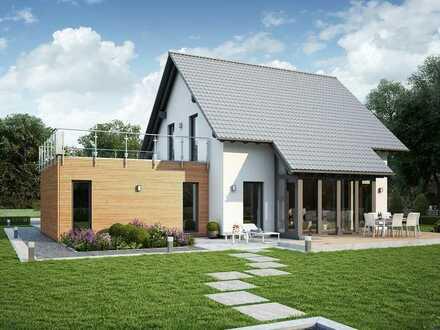 Werden Sie jetzt stolzer Besitzer dieses Traumhauses mit Grundstück !