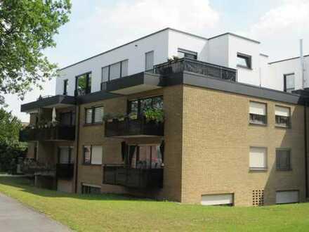2015 neu aufgestockte, hochwertige 2 ZKBB in guter Wohnlage von Hiltrup-West.