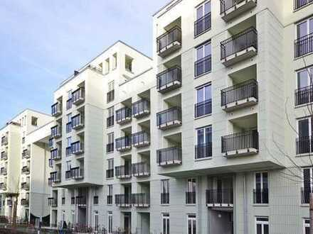 TOP Neubau- Appartment mit Südloggia- direkt am Olympiapark